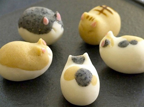 Cat Sweets Are The Most Appetizing Cats Ever