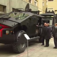Russia's Batmobile Inspired Cutting-Edge Combat Vehicles