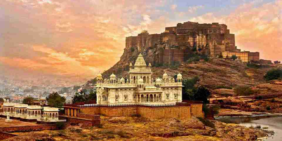 Jodhpur- The Golden Blue City