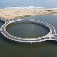 Uruguay Has Just Built A Circular Bridge With a Very Stupid Reason