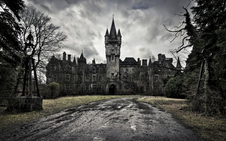 Abandoned Old Castle