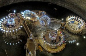 17th Century Romanian Salt Mine Converted Into A Tourist Attraction