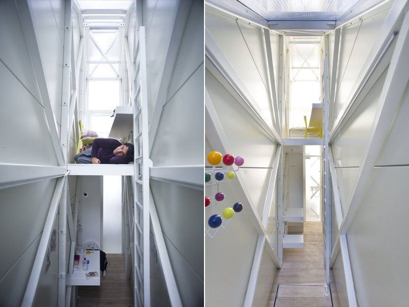 Thinnest House in the World