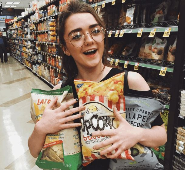 """Arya Stark Crashed A """"Game Of Thrones"""" Screening Party"""