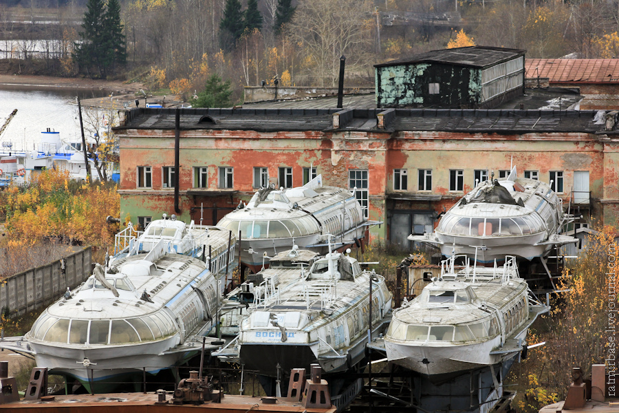 River Rockets of the Soviet Space Age