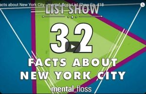 facts about new york city