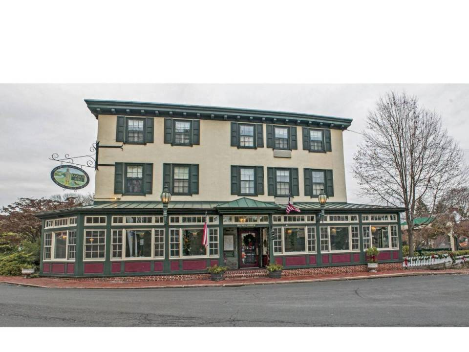 The Logan Inn, New Hope, Pennsylvania