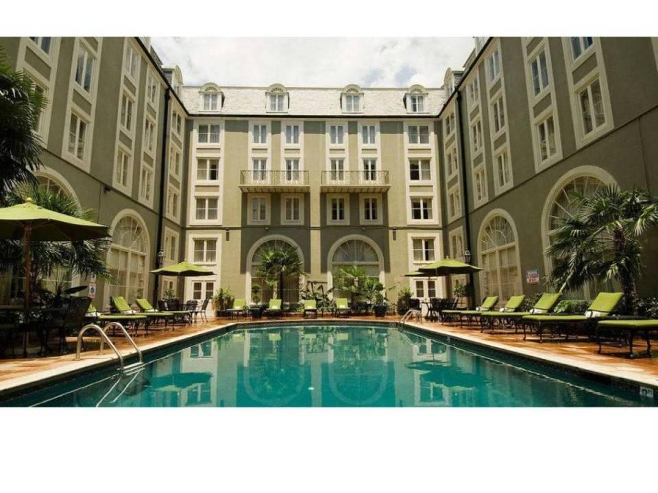 Bourbon Orleans Hotel, New Orleans, Louisiana