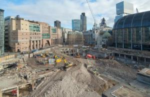 Ancient Roman Remains Found Beneath Bloomberg's New London HQ