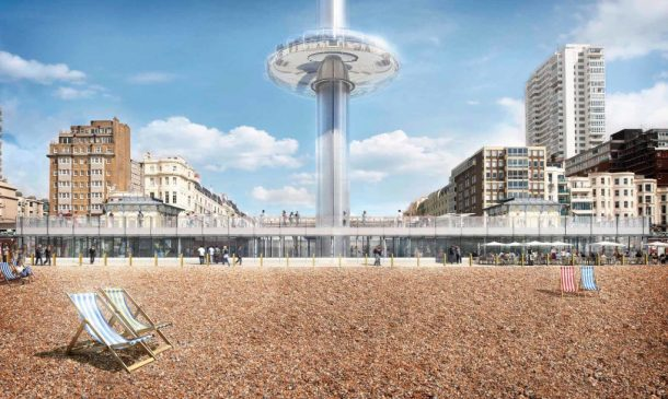 Britain is Building World's Skinniest Tower