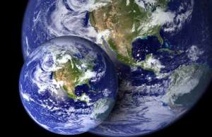 What Would Have Happened If The Earth Were Twice As Big