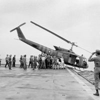 Why Americans Throw Their Helicopters In The Sea After Vietnam War