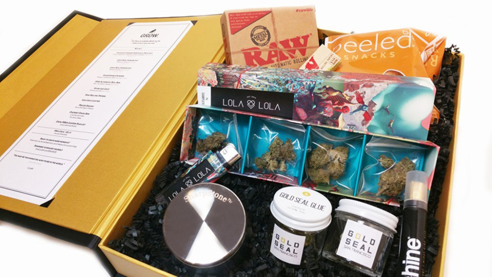 mbox Weed Products