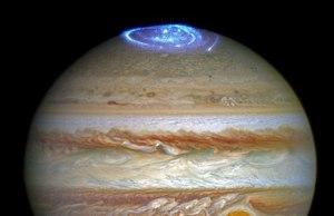 Bigger Than Earth Auroras Spotted OverJupiter