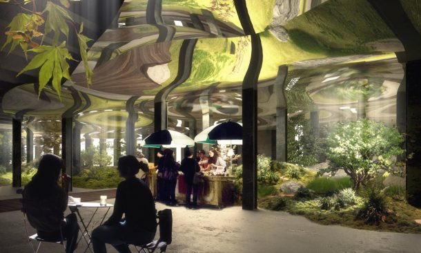 Underground Park New York
