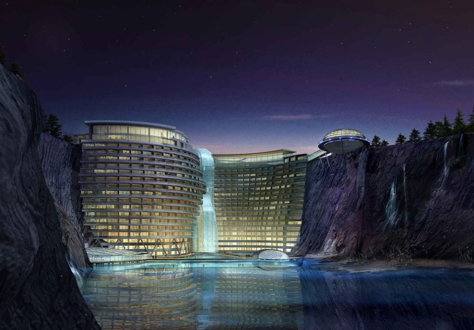 The Songjiang Hotel