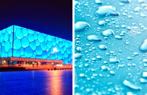 The Beijing National Aquatics Center