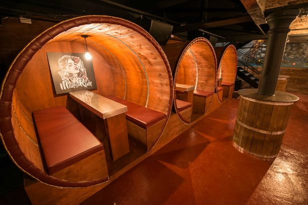 Pirate-Themed Rum Bar Opened In Liverpool