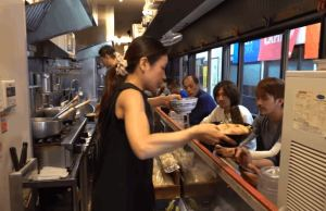Ramen Restaurant in Japan