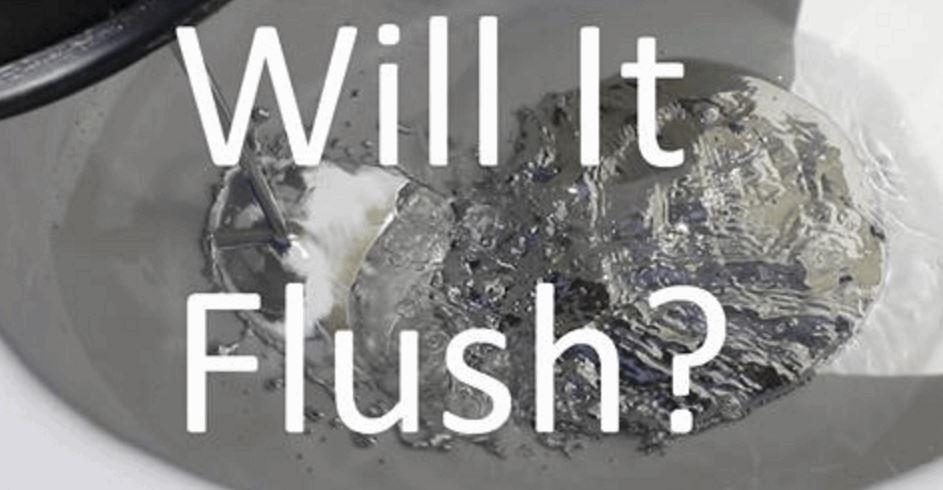 Dude Flushes 240 Pounds of Mercury