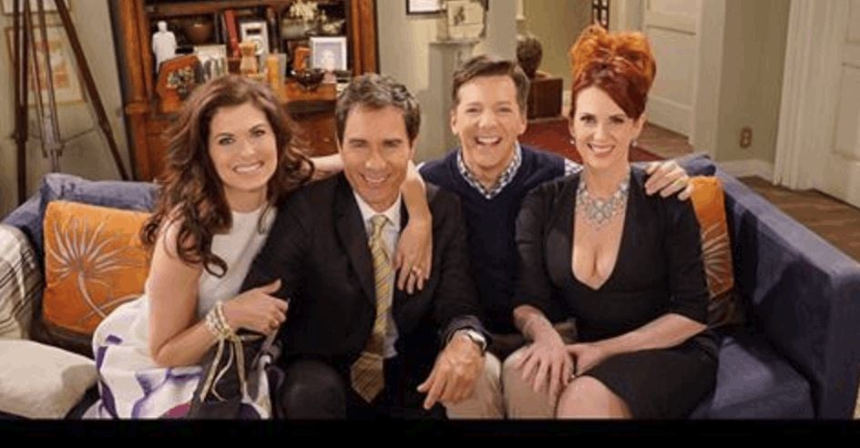 Will and Grace Reunite