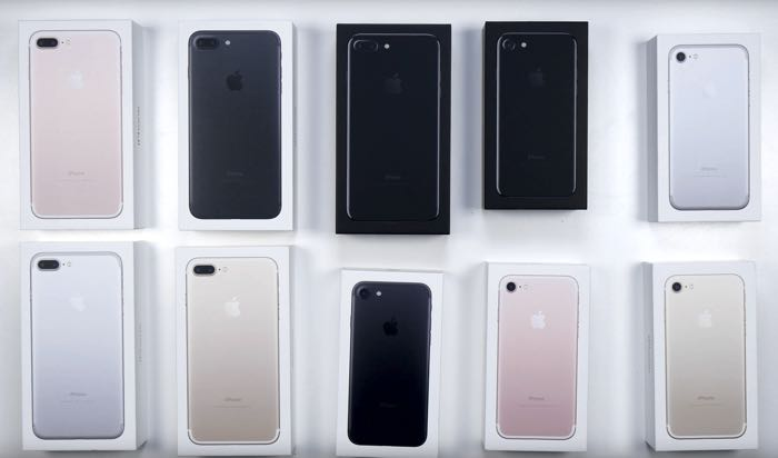iPhone 7 And iPhone 7 Plus Unboxing Video