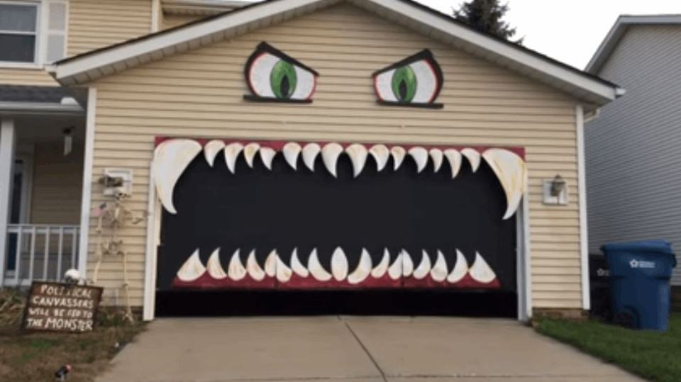 Hungry Monster House