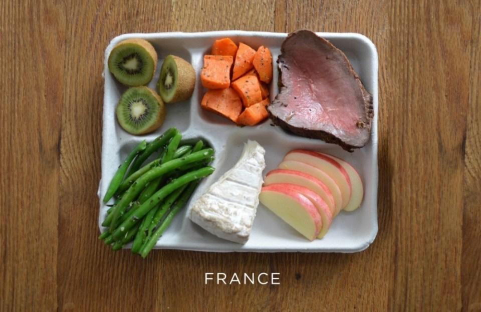 french School Lunch
