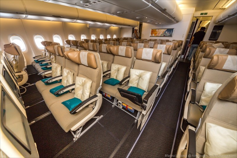 World's Most Luxurious Plane