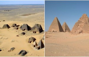 Egypt Doesn't Have The Most Pyramids, Sudan Have 255 of Them