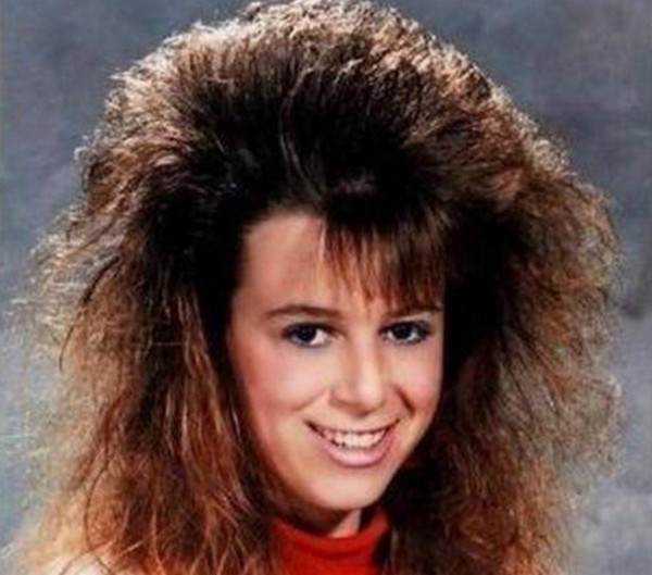 Collection Of Biggest And Baddest 80s Hairstyles