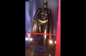 Japanese Restaurant With a Batman-Themed Hidden Passageway