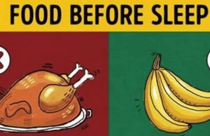 Should and Shouldn't Eat Before Sleep
