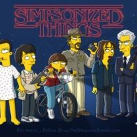 Pop Culture Characters Get Simpsonized In This Amazing Series