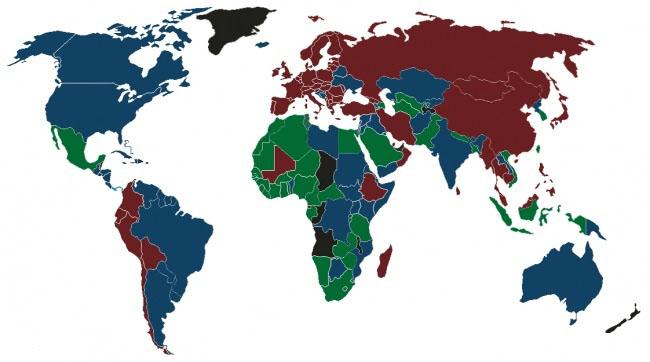 Passport Colors