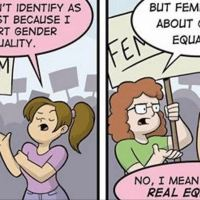 What You're Really Saying You Support Gender Equality, But Not Feminism