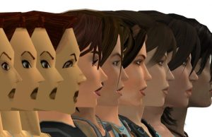 Evolution of Computer Game Graphics