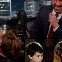 Emma Watson Embarrassed Watching 'Harry Potter' Outtake by Jimmy Kimmel