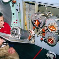That's How Oxygen Is Transported To The International Space Station