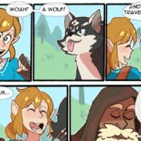 13 Zelda: Breath of the Wild Hilarious Comic Strips
