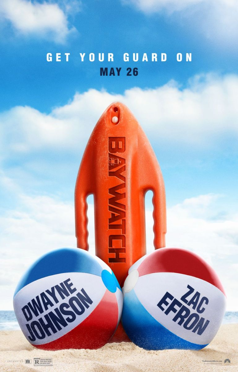 New Dull BAYWATCH Poster is Here