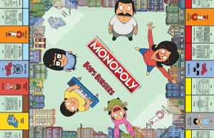 BOB'S BURGERS Special Edition Monopoly