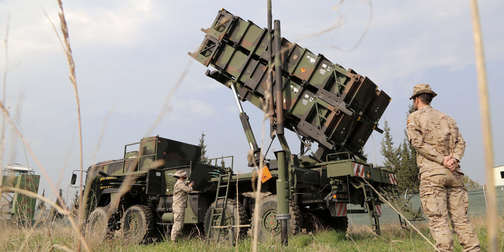 US Army Shot Down A $200 Drone With A $3M Patriot Missile