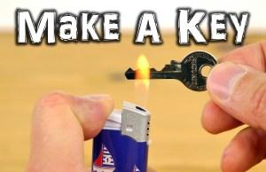 How To Make an Emergency Key