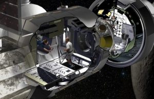 Lockheed Martin's Deep Space Habitat