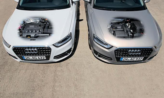 Audi-Q3-1.4-TFSI-2.0-TDI-Benziner-Diesel-SUV-Vergleich-1