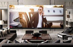 World's Biggest 4K TV