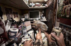 Hong Kong's Coffin Like Rooms