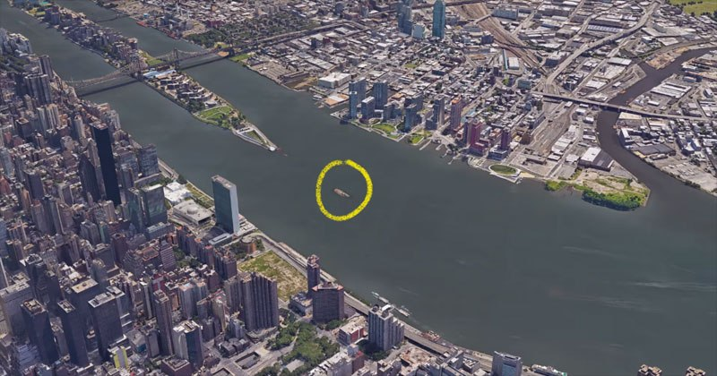 The Tiny Island in New York That Is Forbidden For Everyone