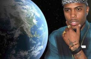 Rapper B.o.B.